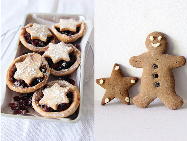 Mince Tarts & Ginger Breads